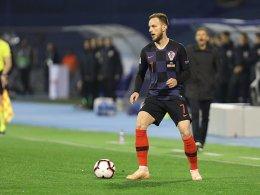 Rakitic verpasst Kroatiens Auftritt in Wembley