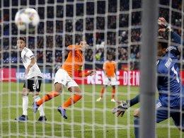 DFB-Team verspielt den Sieg - Oranje Gruppensieger