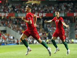 Portugal feiert André Silva - Italien kriselt weiter