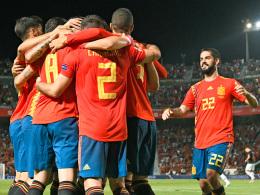 6:0! Asensio, Isco & Co. zerlegen Kroatien