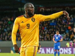 Lukaku trifft bei Belgiens Auftaktsieg doppelt