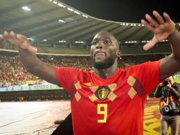 Lukaku lässt Belgiens Fußball leuchten