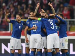 Lasagna serviert: Biraghi erlöst Italien spät
