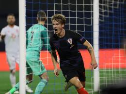 Doppelter Jedvaj sorgt für Kroatiens Endspiel