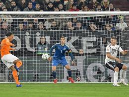 2:2 nach 2:0! Van Dijk schockt DFB-Team