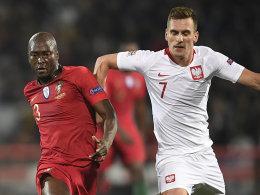 1:1 gegen Portugal - Polen bei Auslosung gesetzt