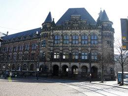 Gerichtsgebäude, Bremen
