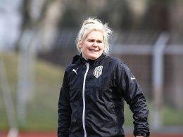 Oberliga: Imke Wübbenhorst trainiert BV Cloppenburg