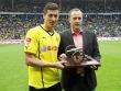 Erzielte 20 Tore in 33 Spielen und verdiente sich somit die Torj�gerkanone: Robert Lewandowski.