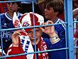 Bayern-Fan weint um den Titel