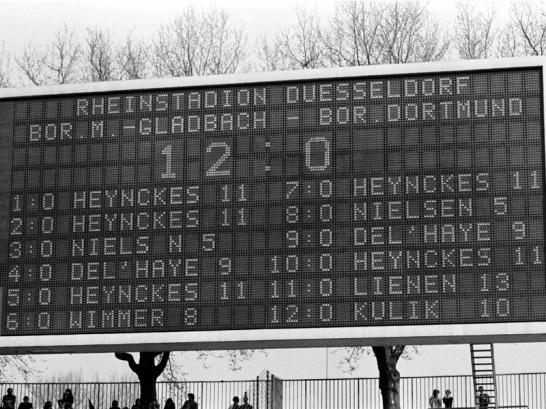 Gladbach �berrollt Dortmund