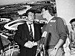 Jupp Heynckes und Christoph Daum
