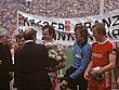 Franz Beckenbauer verlässt den FCB