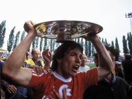 Erster Meistertitel: Bayern-Neuzugang Lothar Matthäus startete sofort durch.