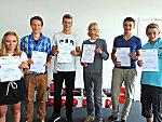 Die 6 DB-Schülerreporter
