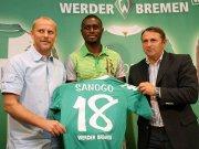 Boubacar Sanogo wird vorgestellt