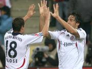 Miroslav Klose und Luca Toni
