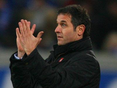 Bochums Coach Marcel Koller