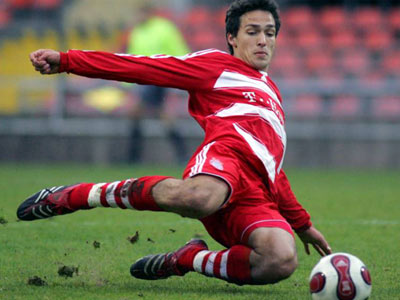 U21-Nationalspieler Mats Hummels (FC Bayern)