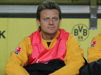 BVB-Routinier Christian Wörns