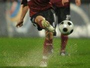 Wasserball? Fußball war jedenfalls in Nürnberg nicht mehr möglich.