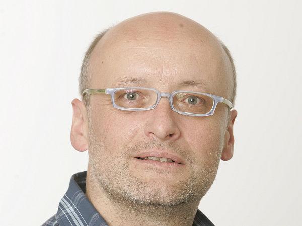kicker-Redakteur Michael Ebert