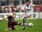 Christian Lell gegen Massimo Oddo