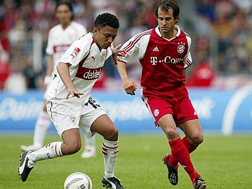 Bundesliga: Elson gegen Scholl
