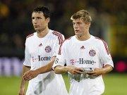 Mark van Bommel und Toni Kroos
