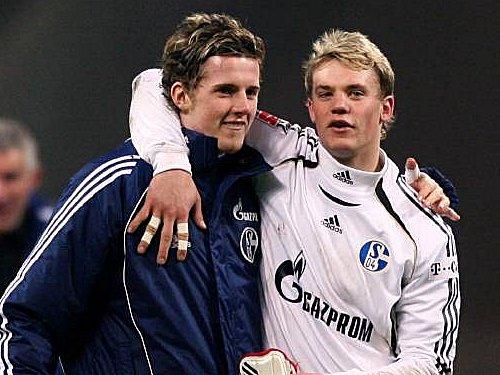 Schalke: Ralf Fährmann und Manuel Neuer