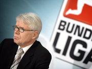 Nach tagelangen Beratungen zufrieden: Liga-Präsident Dr. Reinhard Rauball.