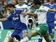 Kevin Kuranyi gegen Claudio Pizarro