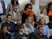 Jupp Heynckes war schon am Samstag bei der 0:1-Niederlage gegen Schalke im Stadion.