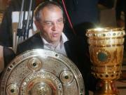 Schalker Wunschträume: Meistertrainer Felix Magath soll den Erfolg mitbringen.