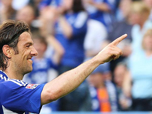 Mladen Krstajic, FC Schalke 04