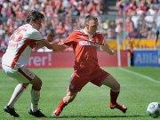 Franck Ribery gegen Christian Träsch