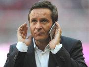 VfB-Manager Horst Heldt