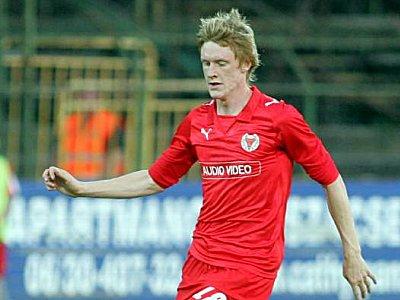 Nicht nur von Bayer umworben: Rasmus Elm (Kalmar FF).