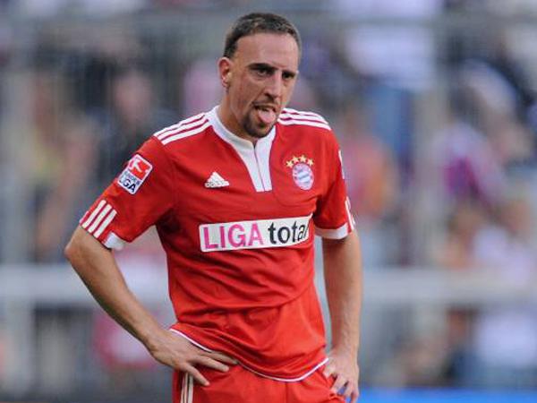 Es geht noch nicht: Franck Ribery muss pausieren