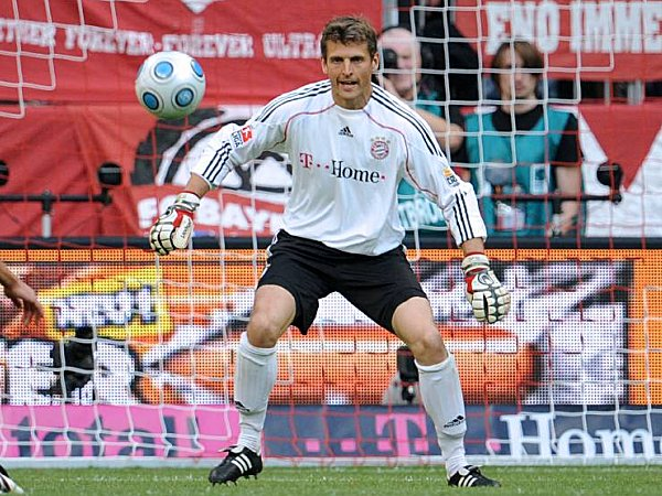 Bayern München: Jörg Butt
