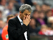 Aus nach miserablem Saisonstart: Lucien Favre ist nicht mehr Trainer von Hertha BSC.