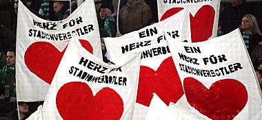 Fans kontra Stadionverbote