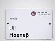 Im Büro von Uli Hoeneß wird es viel zu besprechen geben.