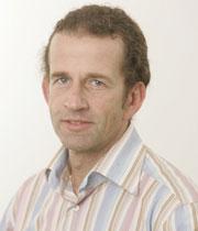 kicker-Redakteur Christian Biechele.