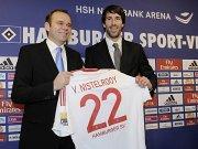 Ruud van Nistelrooy in Hamburg