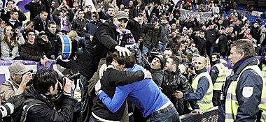 Ruud van Nistelrooy in Madrid