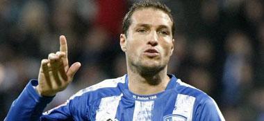 Fußball, Bundesliga: Diego Klimowicz