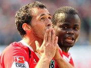 Sergio Pinto bleibt weitere drei Jahre bei Hannover 96.