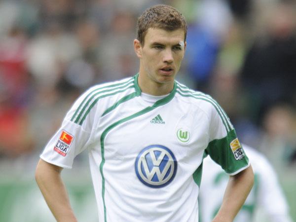 Edin Dzeko bleibt wirklich? | Bundesliga kicker