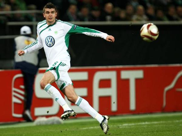 Alle Details geklärt: Wolfsburgs Jan Simunek wechselt in die Pfalz.